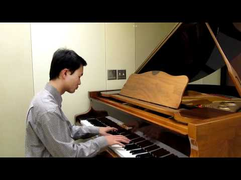 A Comme Amour (Piano)