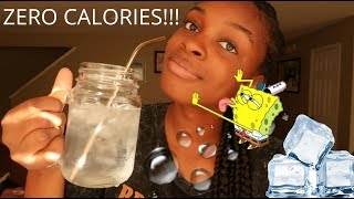 I ONLY ATE CLEAR FOODS FOR 24 HOURS!!!!!!! *Parody*