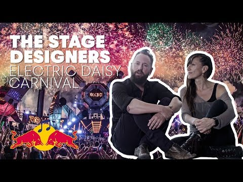 Meet The Stage Designers Behind EDC's Infamous bassPOD | One Stage: EDC
