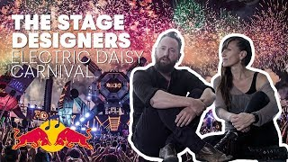 meet the stage designers behind edcs infamous basspod one stage edc