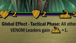 VENOM Assault Walkthrough