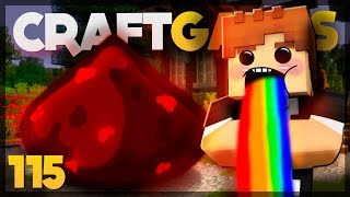 A MAIOR TORRE DE REDSTONE DO MUNDO! - Craft Games 115