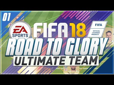 FIFA 18 Ultimate Team - RTG Ep1 - LET'S GET STARTED!!