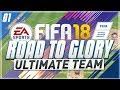 FIFA 18 Ultimate Team - RTG Ep1 - LET'S GET STARTED!!