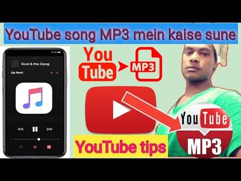 #Mp3#youTubeMp3||YouTube apps MP3 gana kaise sune