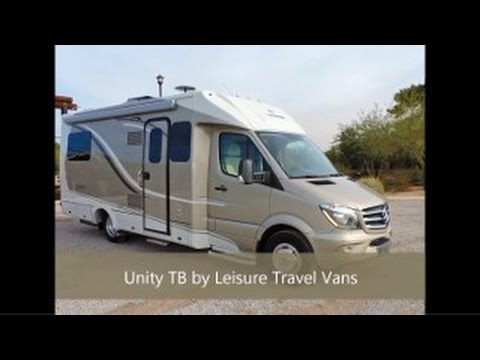 2015 Unity Twin Bed by Leisure Travel Vans Available For Sale At Wagon Trial RV