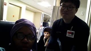 A Short Film at NYP Hospital Queens  #EvaMarieKing