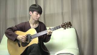 (JONGHYUN) Lonely - Sungha Jung