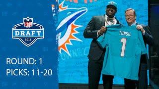 Picks 11-20 Recap | 2016 NFL Draft
