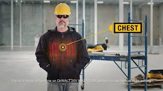 DEWALT DCHJ076 Heated Jacket