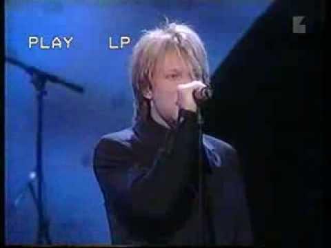 Bon Jovi: It's My Life (Nobel Peace Prize Concert 2000)