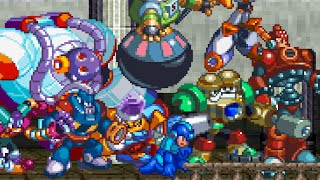 Mega Man : Origin of X Part II