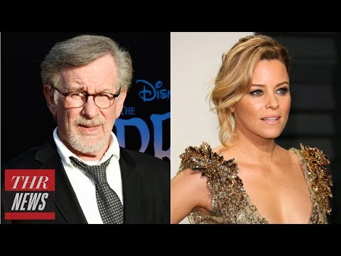 Elizabeth Banks Apologizes to Steven Spielberg After Calling Him Out  THR