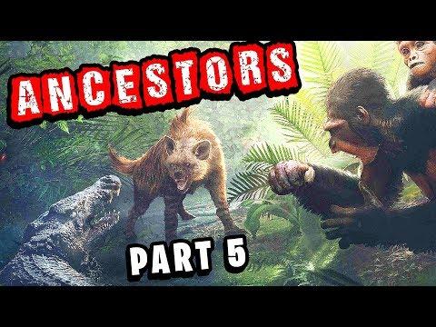 Ancestors: The Humankind Odyssey – Crafting, Base Building, Evolving! (Gameplay Walkthrough Part 5)