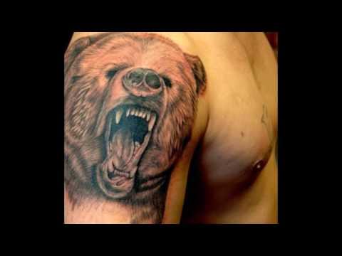 Охота на медведя с рогатиной Как охотились на медведя и