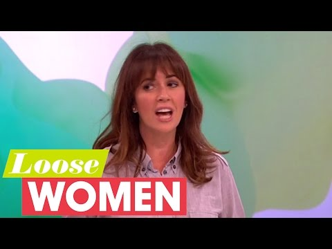 Sheree Murphy's Thoughts On Boobs  Loose Women
