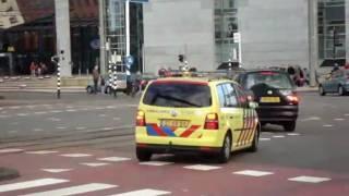 Prio 1 TS20-2 TS44-1 WO44-1 AL44-1 WO33-1 HV33-1 OD20-1 ODHM90-1 Drenkeling Erasmusbrug Rotterdam