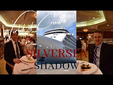 Life On Board Silversea Shadow Asia