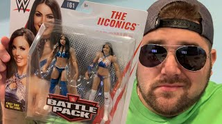ICONIC WWE FIGURE UNBOXING - GTS Wrestling REACTION GRIM VS TOMMY SALAMI and DuFlop!!