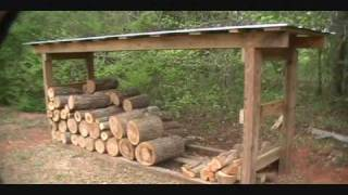 Firewood Shed.wmv