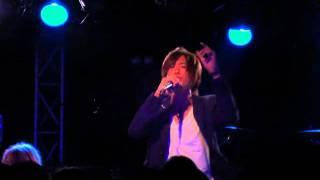 ジュノンボーイ TAKERU タケル(ロック部門)イケメンのロック ライブ