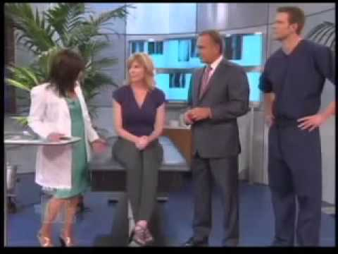 The Doctors Features Cellulaze with Dr. Christine Petti