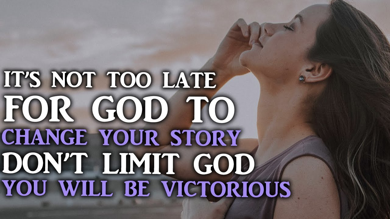 GOD HAS MORE DON'T SETTLE FOR LESS HE WILL MAKE YOUR LIFE BLESSED AGAIN - Motivational Video