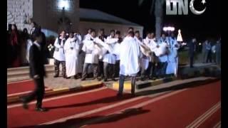 حفل زفاف عائشة القذافي بنت المجرم معمر part1 Aisha Gaddafi.wmv