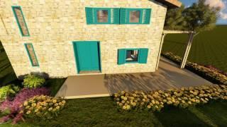 Taş Ev Yapımı, Taş ev Modelleri,Villa projesi