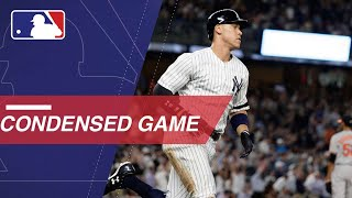 Condensed Game: BAL@NYY 9/14/17