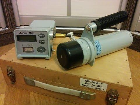 Сцинтилляционный радиометр-дозиметр ДКС-96,