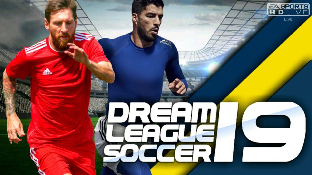 Baixar Dream League Soccer 2019 Hackeado e Atualizado 2018 Com Dinheiro Infinito - Winew, money unlimited