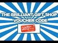 The Brilliant Gift Shop Discount Codes, Voucher Codes and Promotional Codes 2014
