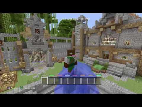 Minecraft: PlayStation 4 Edition !!NEW MINIGAMES UPDATE!!
