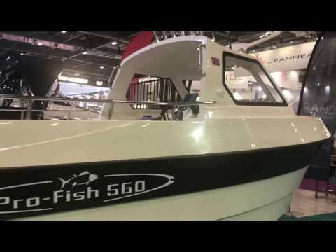 Profish 560 for sale by Network Yacht Brokers Swansea - Pro Fish - Warrior 165