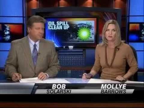 BP Oil Spill Update_Pensacola Beach_02.11.2011
