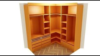 Gambar cover como hacer un armario en L (resumen)