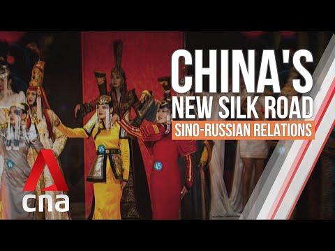 Смотреть Where China meets Russia | The New Silk Road | Full Episode онлайн