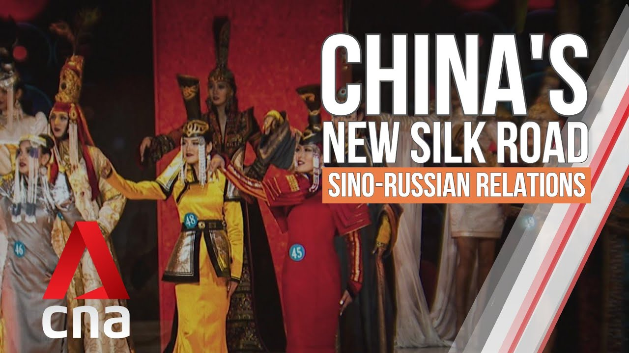 Where China meets Russia   The New Silk Road   Full Episode