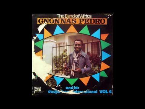 Gnonnas Pedro & His Dadjes Band International - Bon Anniversaire [1978]