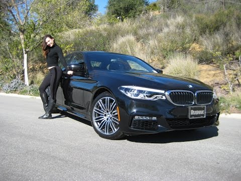 "NEW 2017 BMW 530i / Next Generation / 19"" M Wheels / G30 / BMW Review"