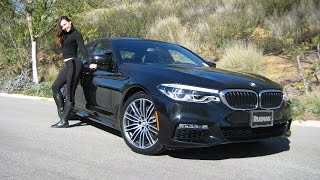 "NEW 2017 BMW 530i / Next Generation / 19"" M Wheels / G30 / BMW Review"