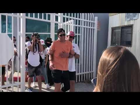 Tom Brady Drunk at Bucs Super Bowl Parade