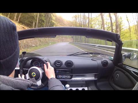 Luxembourg en Lotus Elise S220