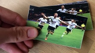 Harry Kane - PFA Player of the Year? Goals Animation