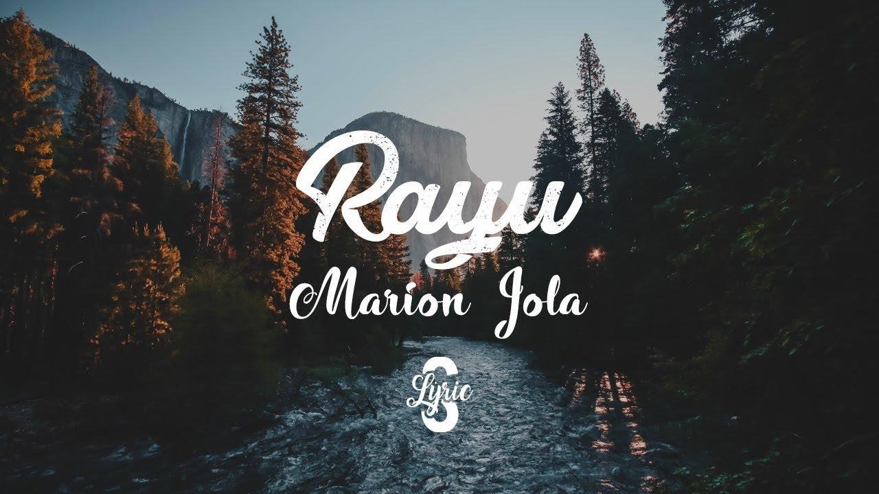 Rayu - Marion Jola Cover Della Firdatia (Cover by Della Firdatia) (Lirik)