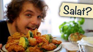 Fettiger Sommer Salat