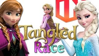 Disney Infinity: Toy Box Share - A Tangled Race