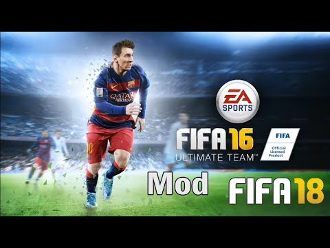 How to Install FIFA 16 Mod FIFA 18 Android  Real Faces High Graphics
