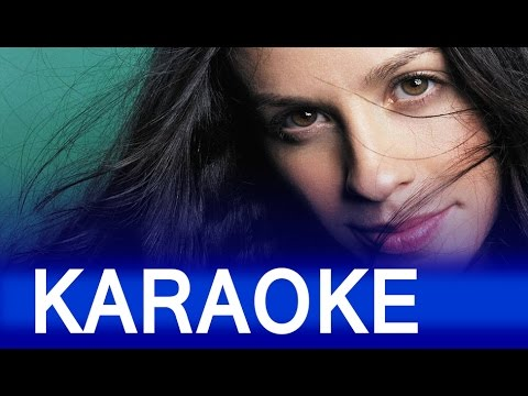 Alanis Morissette - Hand In My Pocket Lyrics Instrumental Karaoke